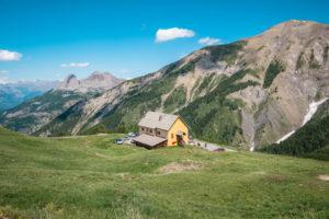 Refuge du col d'Allos ©AD04-Teddy Verneuil