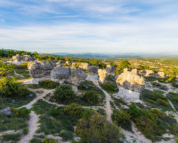 Forcalquier Les Mourres ©Teddy Verneuil