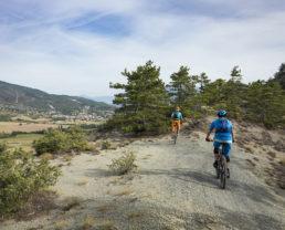 VTT Provence Alpes secteur « Val de Durance »
