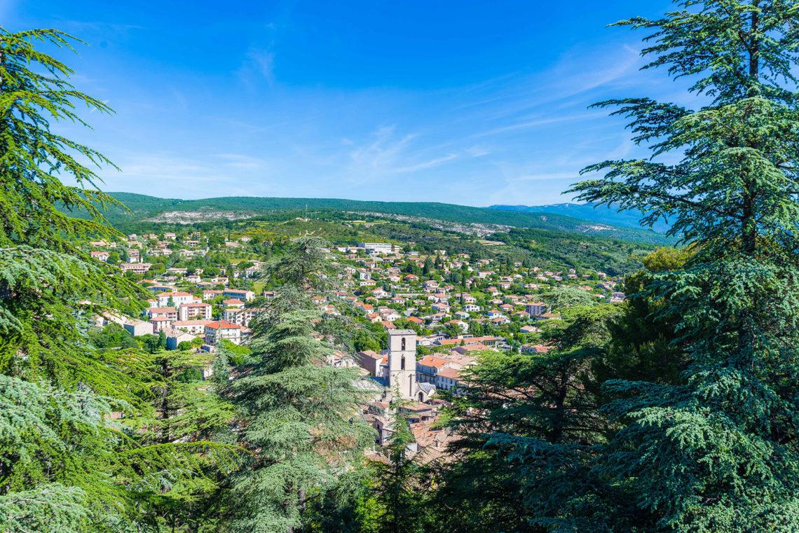 village de Forcalquier ©Teddy Verneuil