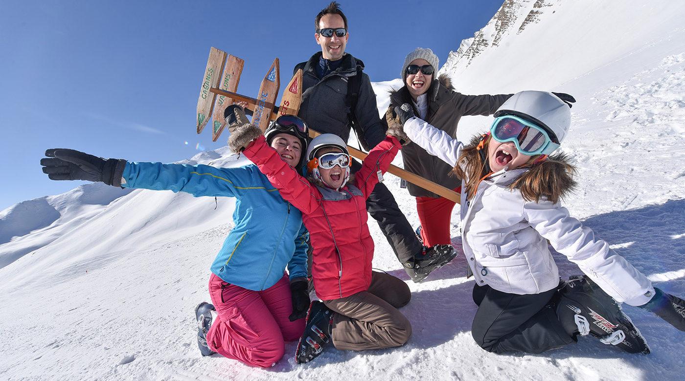 Station de ski de Sainte-Anne ©AD04-Luka Leroy
