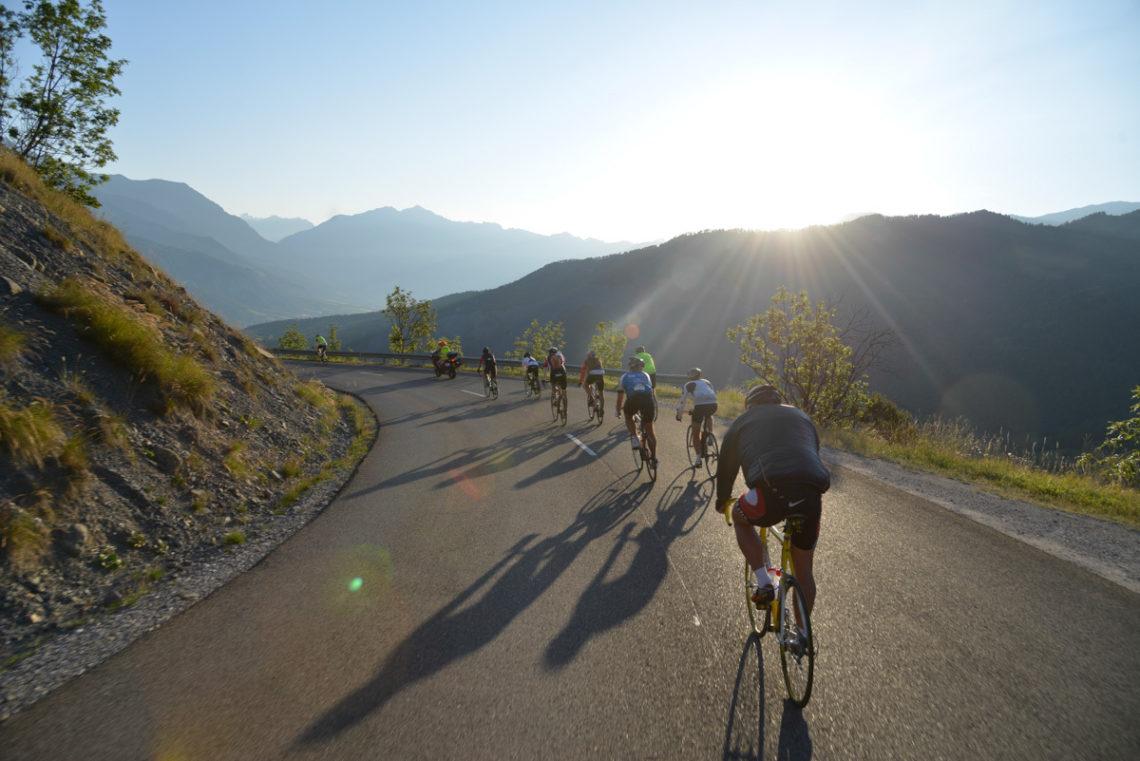 Vélo au Col d'Allos ©AD04-Manu Molle