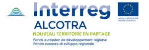 logo interreg alcotra programme européen de coopération transfrontalière Alcotra «Nouveau Territoire en Partage»