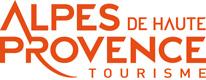 Logo de l'Agence de Développement Touristique des Alpes de Haute-Provence