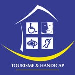 logo label tourisme & handicap