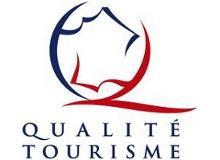 Logo Sites culturels et lieux de visite Qualité tourisme